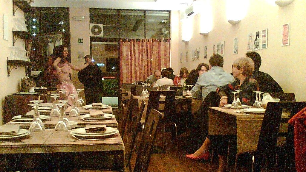 Milano Italia .:. CiaoMilano .:. Ristoranti di cucina etnica
