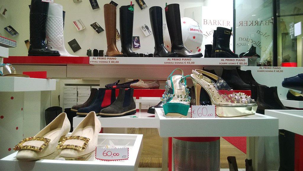 Negozi di scarpe milano italia ciaomilano corso vercelli for Negozi design online