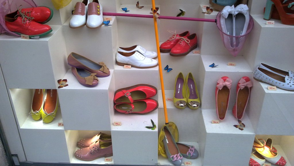 Bar Shop Shoe