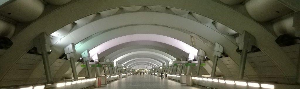 Milano italia ciaomilano trasporti passante for Porta venezia metro