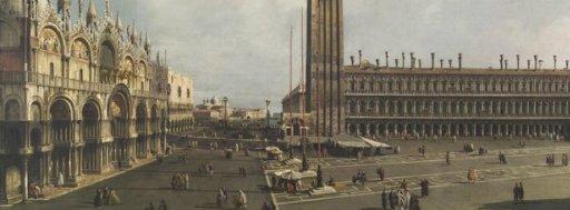 Bellotto e Canaletto. Lo stupore e la luce